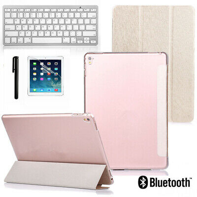 Cover Smart Case Keyboard + Screen Protector for iPad Pro 9.7""