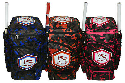 Gravity Cruiser Duffel Cricket Kit Bag Back Pack +AU Stock +Free Ship & $10 Grip