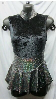 Brand New Ladies Size 8-10 Ice Skating Dress