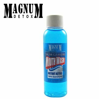 Magnum Limpiador de Toxinas Salivares  Test Saliva Anti Multas Mouth Wash