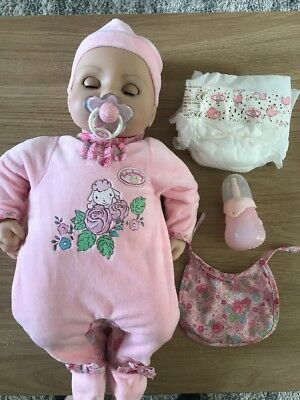 Baby Annabell Carry Cot Sheep Pillow Eur 2 80