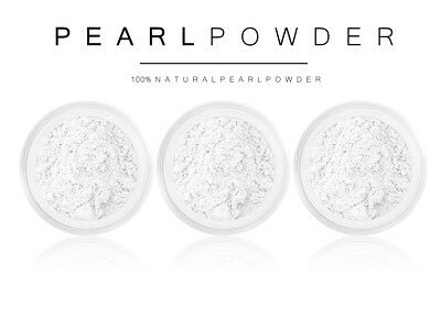 Pearl Powder 100% Natural Extract Anti Ageing Oily Acne Rosacea Dry Skin Face
