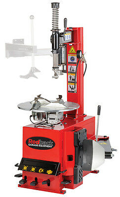 "LOWEST PRICE! Redback 22"" Semi Automatic Tyre Changer / Changing Machine"