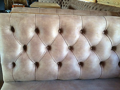 Fitted Banquette Seating, Bench, Booths, Restaurant, Hotel, Kitchen, Pub
