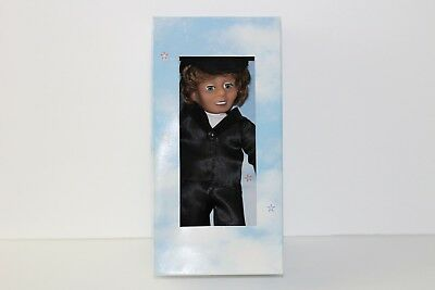 Nifty Newfie Doll - Lam Creations - Very Rare - New in Box - 1999