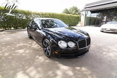 2016 Bentley Flying Spur V8 Sedan 4-Door Meticulously maintained One Owner Flying Spur!
