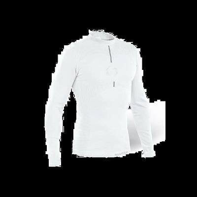 Sportika Turtleneck Sweater Gemini Ml - White - 7361L-01