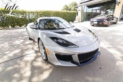 2017 Lotus Evora  ignature Silver with all Tan interior!
