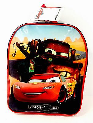 Back To School Brand New Disney Cars 3 Boys Large Backpack Bag (Catchy)