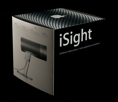 Apple iSight Camera incl. Stands, Cable + Box