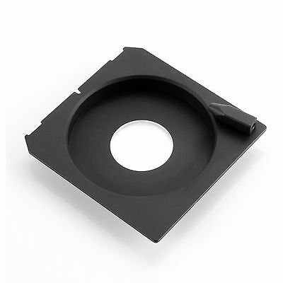 Linhof 4*5in LF Lens Board 99*96mm Recessed11mm CNC Tech Customized Luland