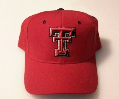 huge selection of b159c 53bcd NCAA Texas Tech Red Raiders - Zephyr Fitted Sports cap