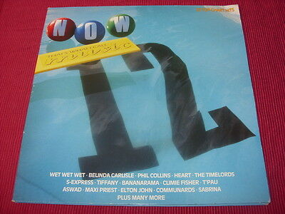 Now that's what I call music 12    UK  Double  LP
