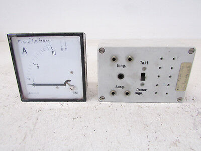M&W amperage measurement device and another splitter box
