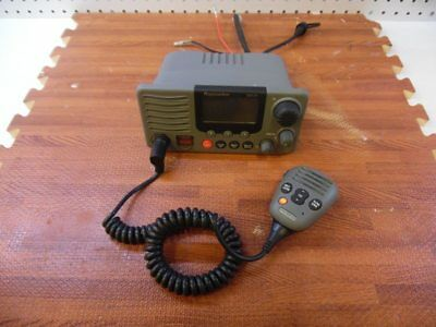 Raymarine Ray218 VHF Radio Class D No MMSI – E43032 – Excellent Condition