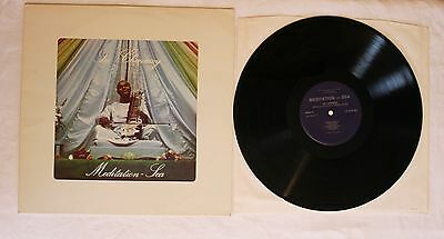 ✿✿ Lp - Sri Chinmoy Meditation - Sea - LP0120297 - Sri Chinmoy Verlag 1979-Vinyl