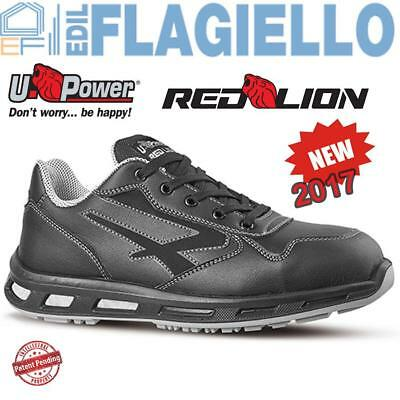 Scarpe Antinfortunistica Basse UPOWER Red Lion LINKIN S3 CI SRC dal 35 al 46