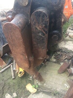 Heavy duty Excavator Grapple To Suit 18-22 Ton Will Also Fit 13 14t With 65pin
