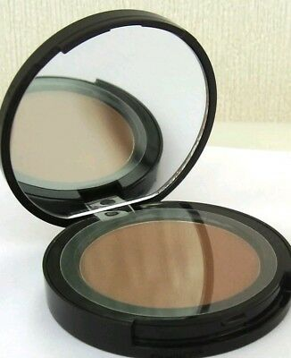 NEW 5.4g ESTEE LAUDER BRONZE GODDESS POWDER BRONZER COMPACT & MIRROR (01) LIGHT