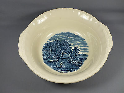 "GRINDLEY Pottery - SCENES AFTER CONSTABLE ""Hay Wain"" Serving Dish"