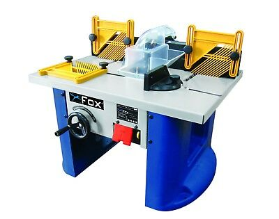 Fox Machinery F60-100A Router Table