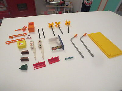 Lot Of Majokit Parts  And Accessories Lights And Signs