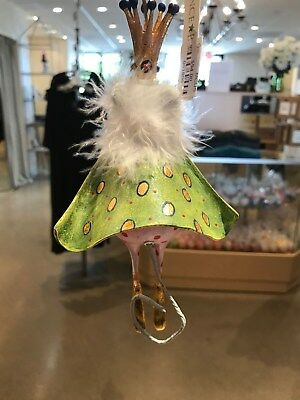 NIB Patience Brewster Mouse King Ornament