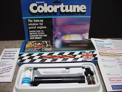 Gunson's Colortune Tune-Up Kit For Petrol Engines