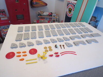 Lot Of Majokit Parts  And Accessories Lights Side Walks