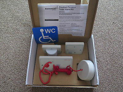 Brackenheath - Disabled Persons Toilet Alarm Kit - BBDTAK - (*)