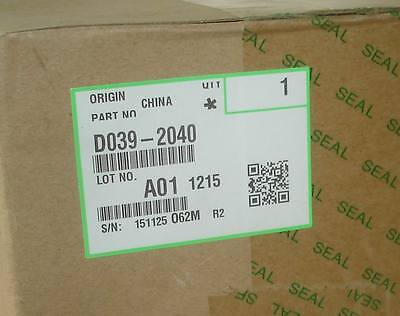 Genuine Ricoh MP C2050 Black drum unit Part No: D039-2040