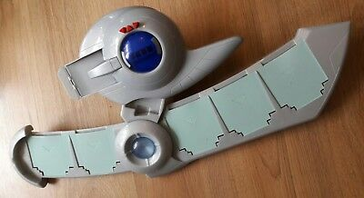 Very Rare Yu Gi Oh Academy Duel Disk Launcher Fab Working Condition Free P&p