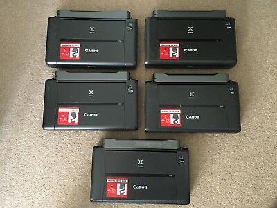 Canon PIXMA iP110 Digital Photo Inkjet Printer with Battery Pack