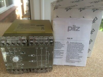 Pilz  PZE3V22   474210 safety relay expansion unit