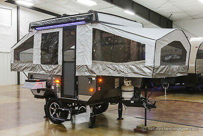 New 2018 176SE Sports Enthusiast Pop Up Fold Down Folding Camping Trailer