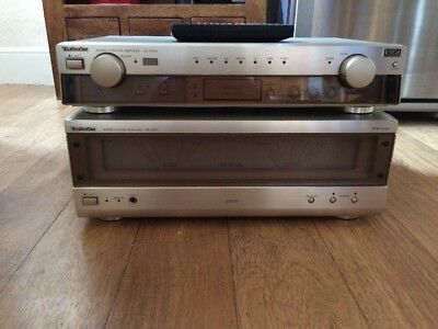 Technics A1010 And C1010, re listed twice now because of time wasters !!!!