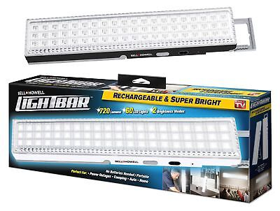 """LIGHT BAR by Bell + Howell 720 Lumens LED 16.5"""" Multi-Purpose Home and Garden"""
