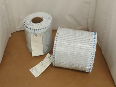 172990 New-No Box, Intralox 42344071-40' Flat Top Belt 40' Total 2-Sections x12""