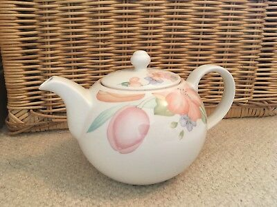 M&S St Michael Orange Blossom Tea Pot