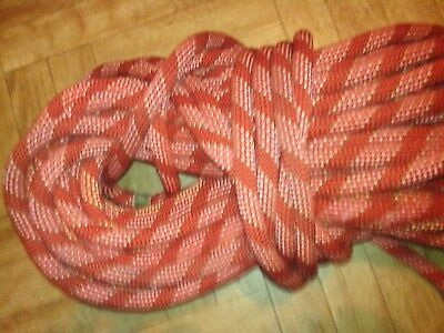 Retired Rock Climbing Rope 45M  (Approx) Arborist Tree Boat Lowering Rigging