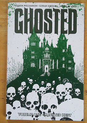 Joshua Williamson: Ghosted Vol. 1 TPB