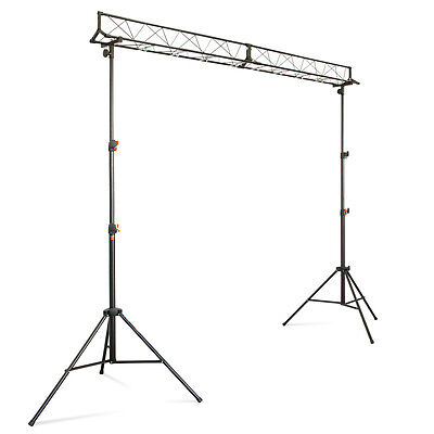 Simply Sound Lighting Stand Truss 3m Lightbridge Gantry DJ Disco Light