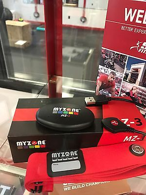 MyZone MZ3 Physical Activity Belt ***NEW IN BOX*** Authorized Reseller See Below