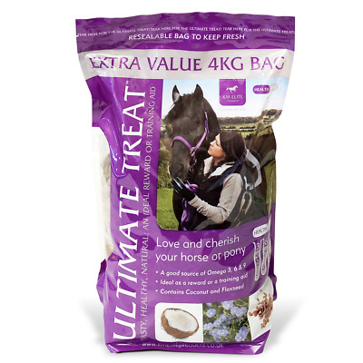 KM Ultimate Horse Treats 4kg