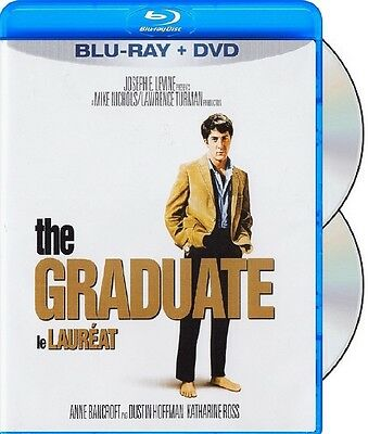 The Graduate (Mike Nichols) **new Blu-Ray + Dvd**
