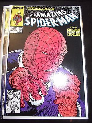 Amazing Spider-Man #307 From Chicago Comes the Chameleon VF/NM