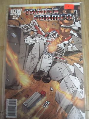 IDW Transformers #10 cover A (2009) Costa VF/NM