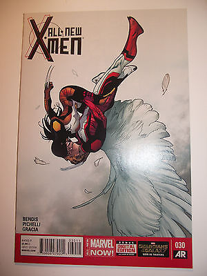 All New X-Men #30 X-23 Angel on cover Bendis NM- (9.2) 2014