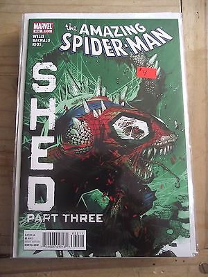 Amazing Spider-Man #632 Shed Part Three VFNM