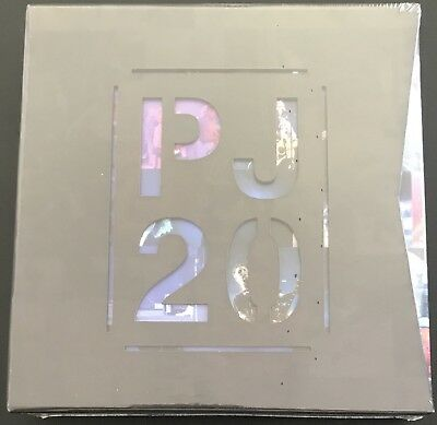 PEARL JAM TWENTY DVD DELUXE SET Original Brand New SEALED